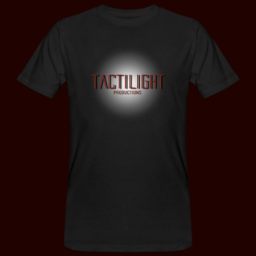 Tactilight Logo - Men's Organic T-Shirt