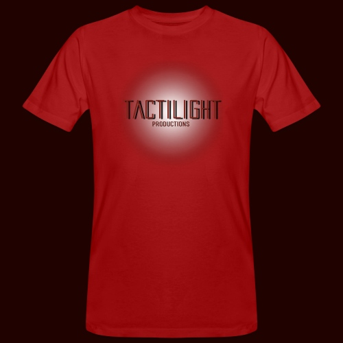 Tactilight Logo - Men's Organic T-Shirt