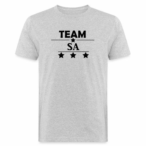 Team SA Logo - Ekologisk T-shirt herr