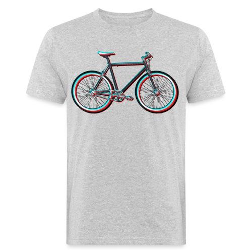 Single-Speeder - Männer Bio-T-Shirt