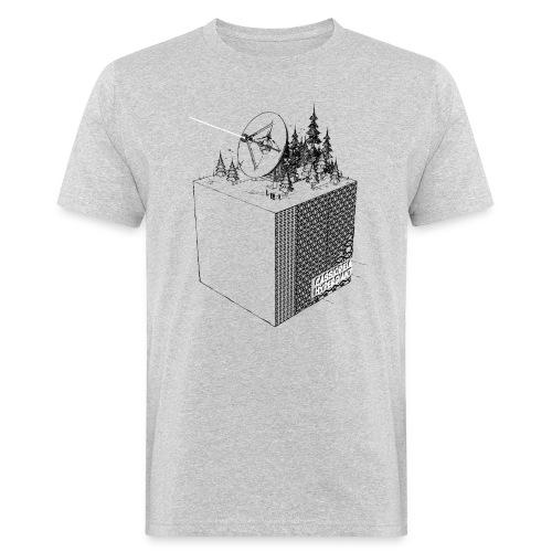 RadioCube - Männer Bio-T-Shirt
