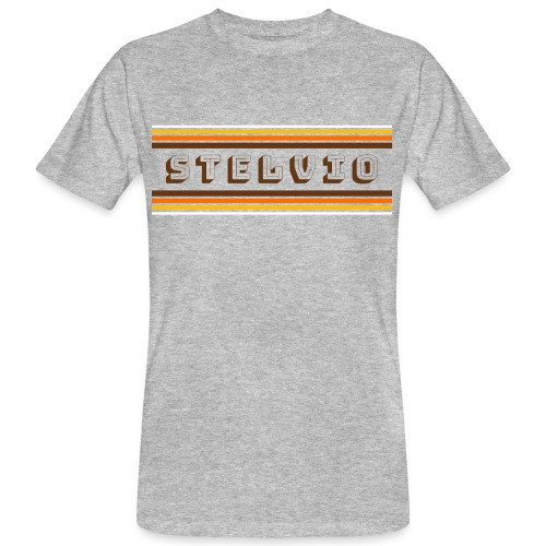 OLD STYLE - T-shirt ecologica da uomo