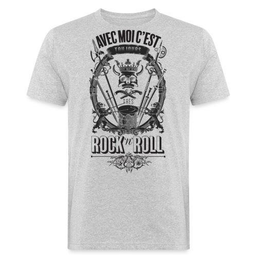 Rock'n'roll - T-shirt bio Homme