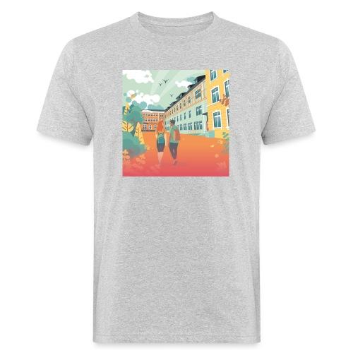 T-Shirt Vie À Saint André 108 - T-shirt bio Homme