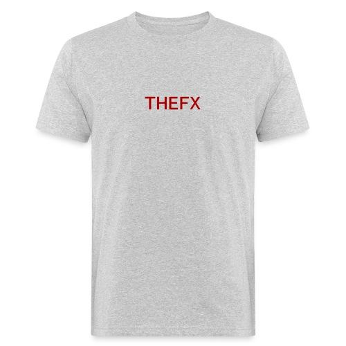 TheFX [FXiles Merch & Clothing brand] - Økologisk T-skjorte for menn