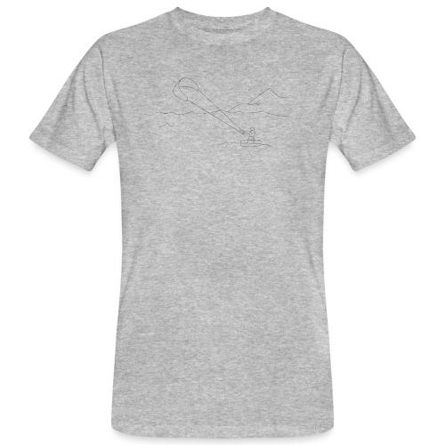 oe1 - Camiseta ecológica hombre