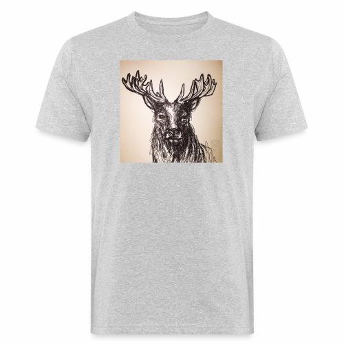 deer crown - Männer Bio-T-Shirt