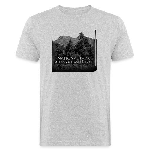 National Park Sierra de las Nieves - Camiseta ecológica hombre