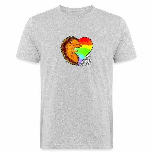 RICCIO'S TIME - T-shirt ecologica da uomo