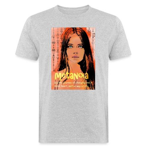 Metanoia 190220 ds. A - Men's Organic T-Shirt