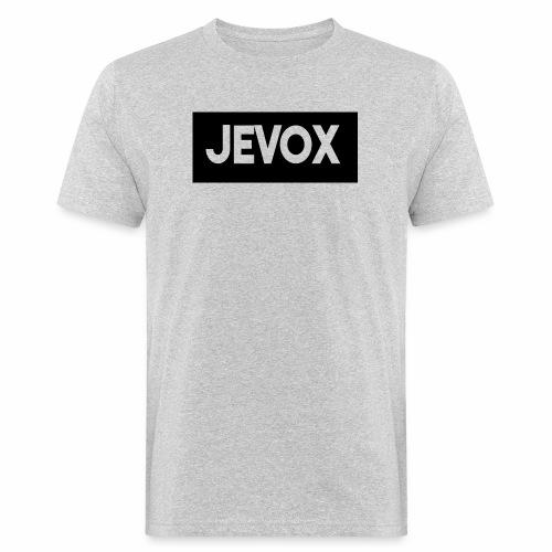 Jevox Black - Mannen Bio-T-shirt