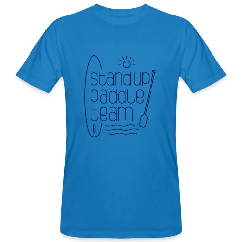 Stand-up paddle team - T-shirt bio Homme