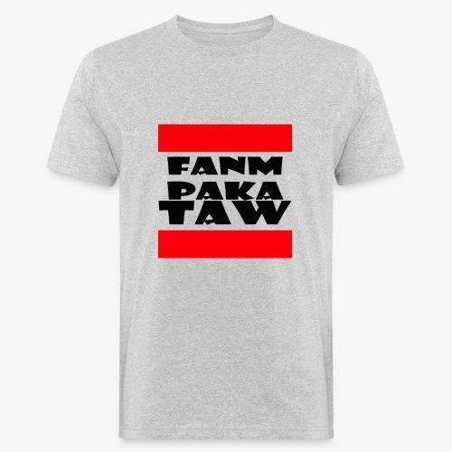 fanm paka taw noir - T-shirt bio Homme