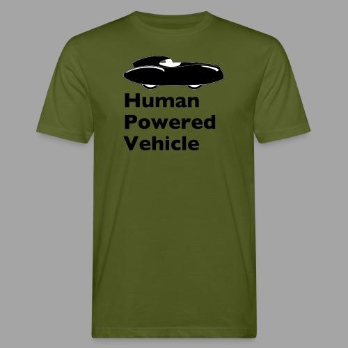 Quattrovelo Human Powered Vehicle black - Miesten luonnonmukainen t-paita