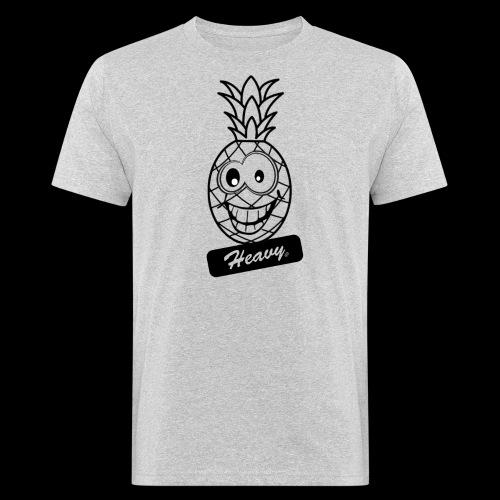 Design Ananas Heavy - T-shirt bio Homme