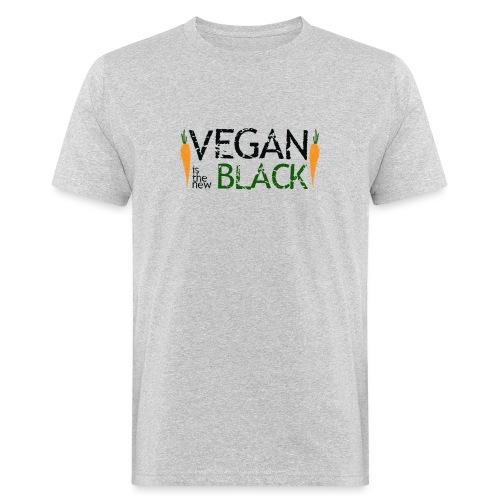 Vegan is the new black - Camiseta ecológica hombre