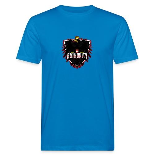 AUThority Gaming red - Männer Bio-T-Shirt