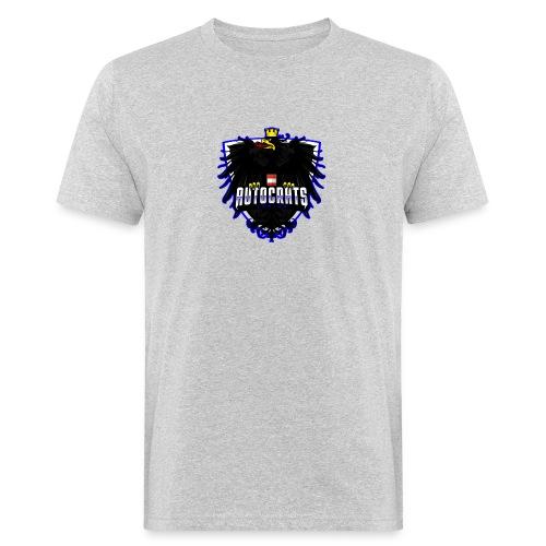 AUTocrats blue - Männer Bio-T-Shirt