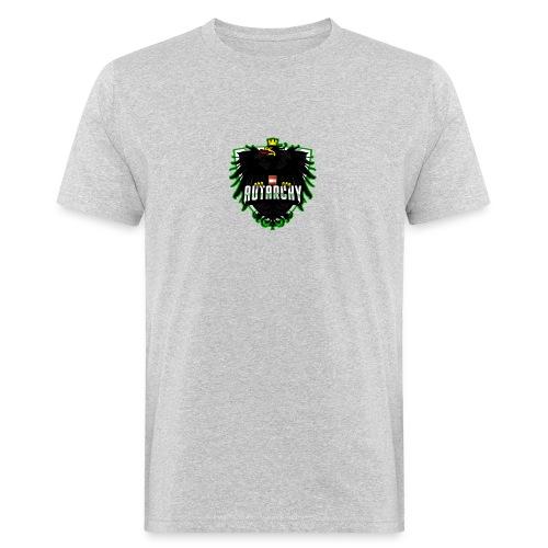 AUTarchy green - Männer Bio-T-Shirt