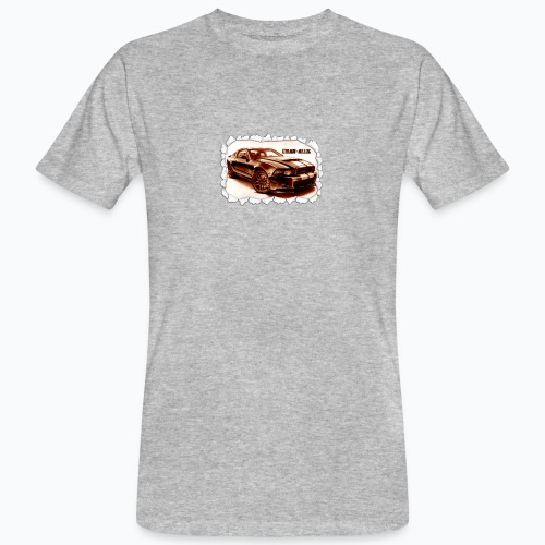 voiture - T-shirt bio Homme