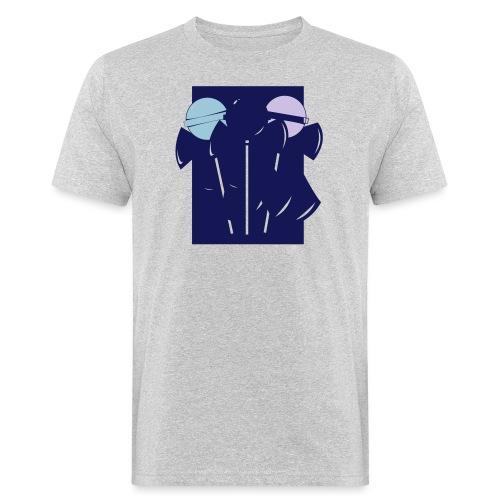 klubbor - Ekologisk T-shirt herr