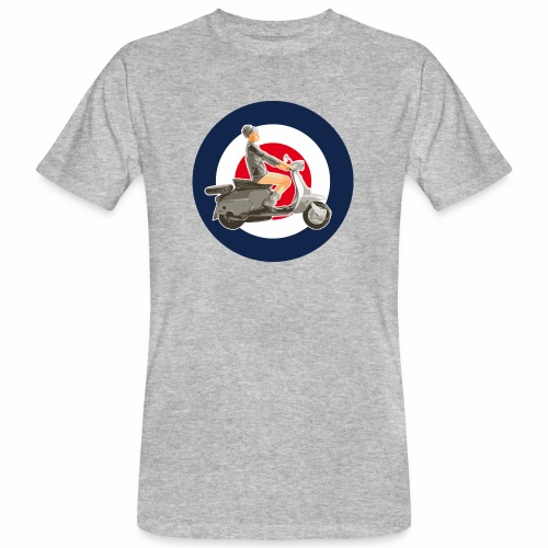 Scooter girl - T-shirt bio Homme
