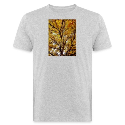 Deepleafs - Männer Bio-T-Shirt