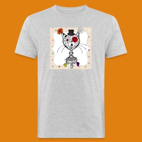 cat color - Men's Organic T-Shirt