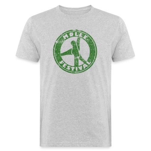 t-shirt-logo-2014 - Organic mænd