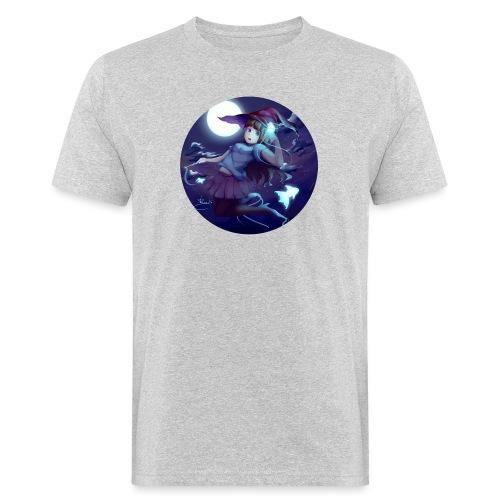 Witch in the Night - T-shirt ecologica da uomo