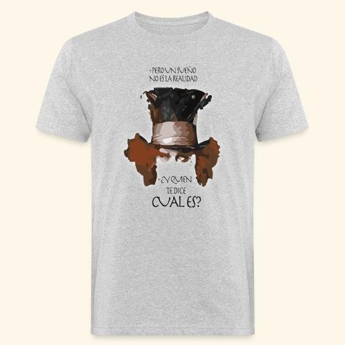 CUAL ES - Camiseta ecológica hombre