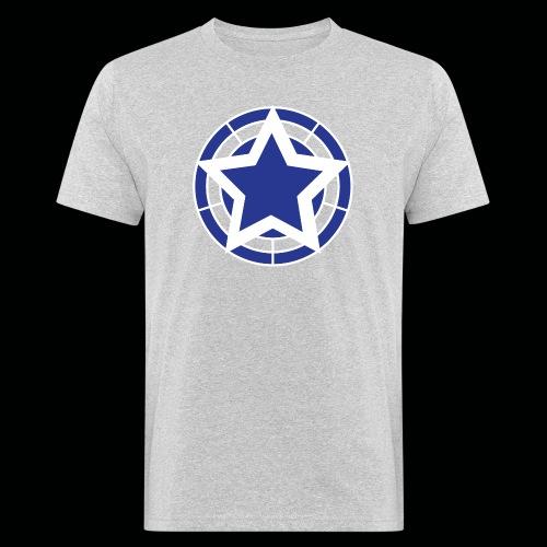 Stern Logo - Männer Bio-T-Shirt