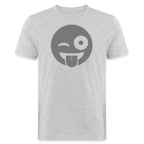 Emoji - Männer Bio-T-Shirt