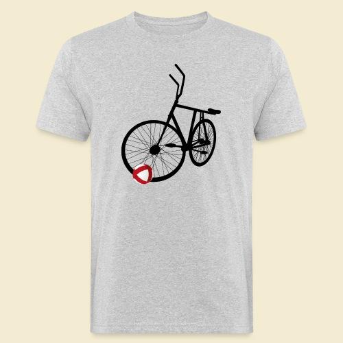 Radball | Black - Männer Bio-T-Shirt