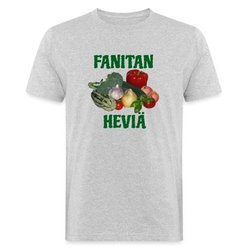 Fanitan heviä - Miesten luonnonmukainen t-paita