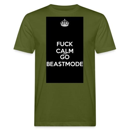 Go Beast-Mode - Men's Organic T-Shirt