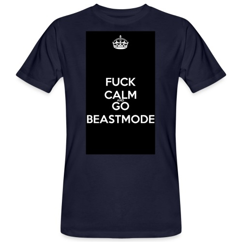 Go Beast-Mode - Men's Organic T-Shirt