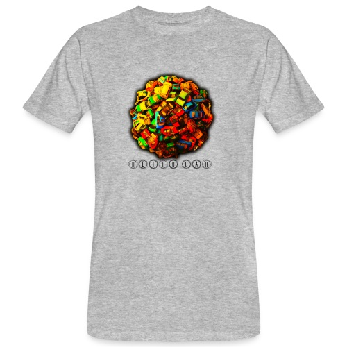 autos retro - Camiseta ecológica hombre