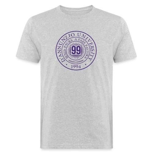 99 COSSE LOGO - T-shirt ecologica da uomo