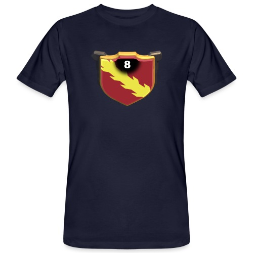 ESCUDO-01 - Camiseta ecológica hombre