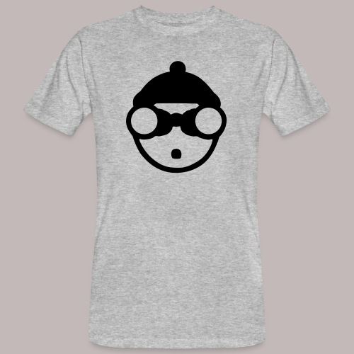 Peeper Skipper - Männer Bio-T-Shirt