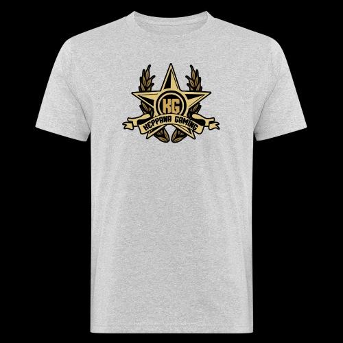 Keppana Gaming - Miesten luonnonmukainen t-paita