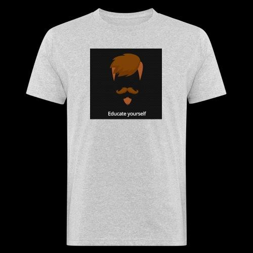 educate yourself - Men's Organic T-Shirt