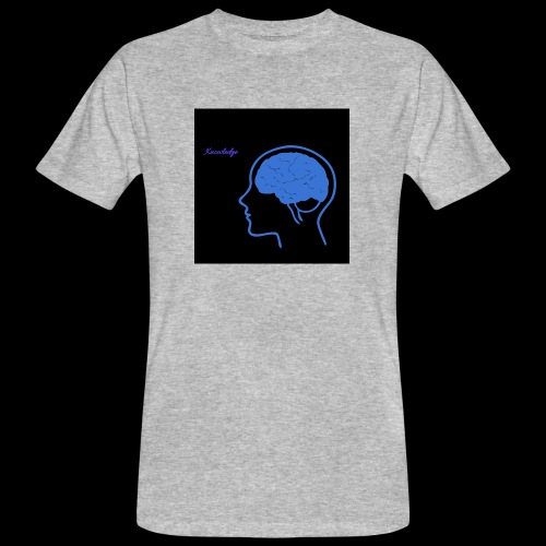 Knowledge - Men's Organic T-Shirt