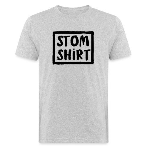 Stom shirt - Mannen Bio-T-shirt