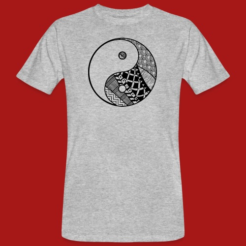 Decorative-Yin-Yang - Organic mænd