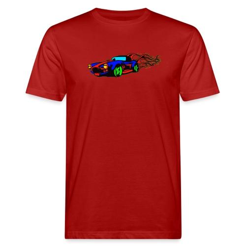 auto fahrzeug tuning - Männer Bio-T-Shirt