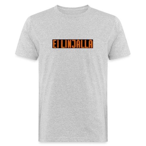 EI LINJALLA - Miesten luonnonmukainen t-paita