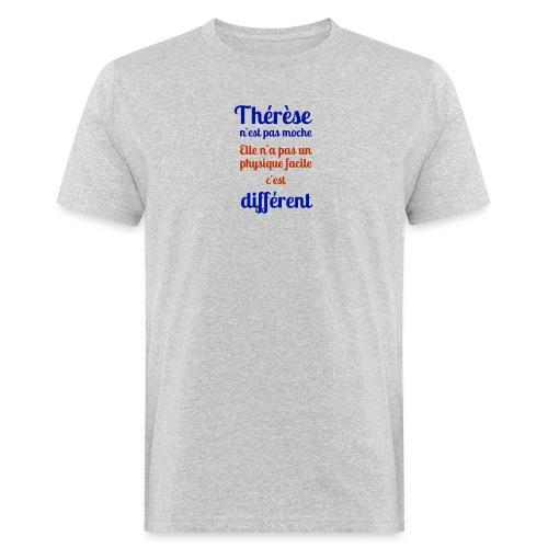 Thérèse - T-shirt bio Homme