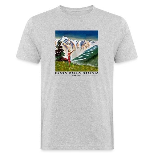 VINTAGE DAME - Männer Bio-T-Shirt